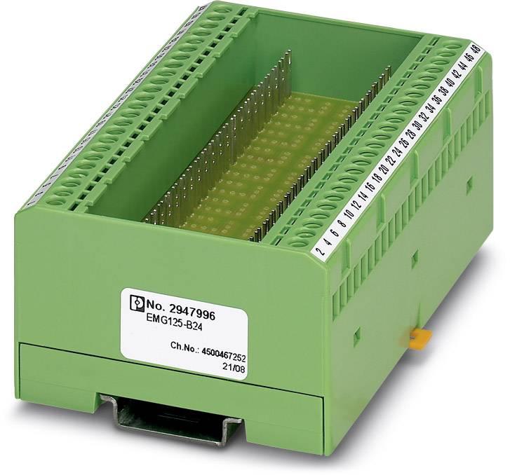 Kryt modulu do lišty Phoenix Contact EMG125-B24 (2947996), 2 ks