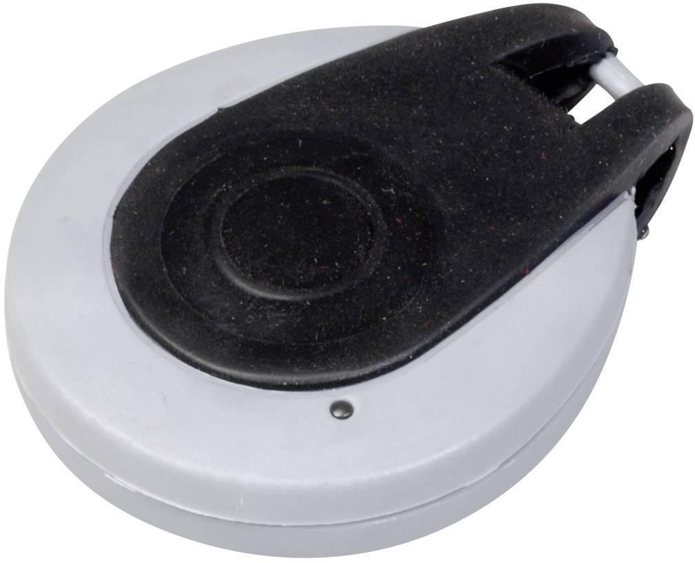 Univerzální pouzdro plastové TEKO OV-IP/1.34, (Ø x v) 34,25 mm x 5,2 mm, šedá;černá