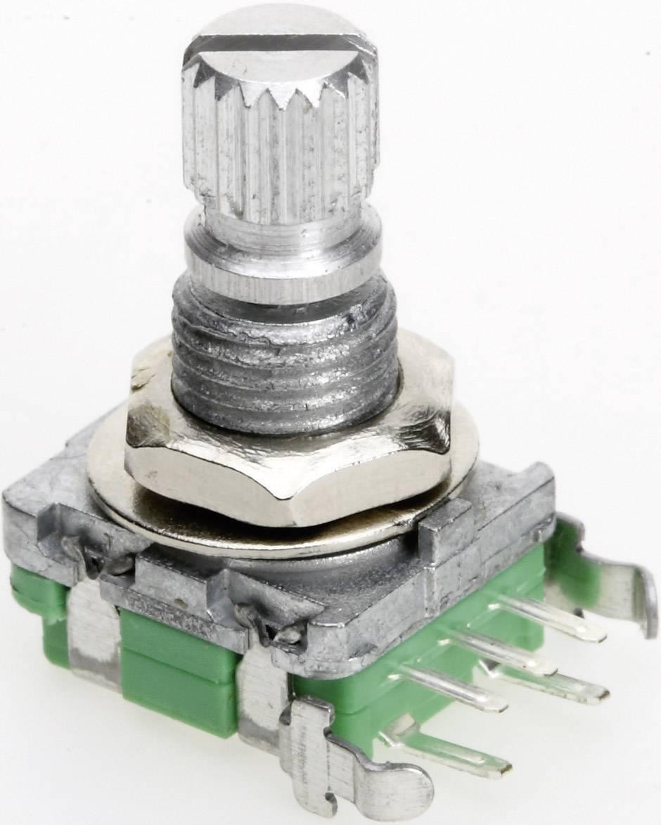 Enkodér 1EN11-VSM1BQ15, 5 V/DC, 0.01 A, pozice 20, 360 °, 1 ks