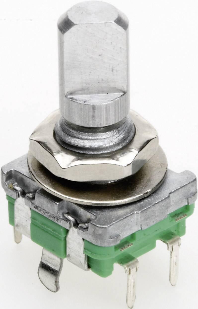 Enkodér TT Electronics AB 1EN11-HSM1AF15, 5 V/DC, 0.01 A, pozice 20, 360 °, 1 ks