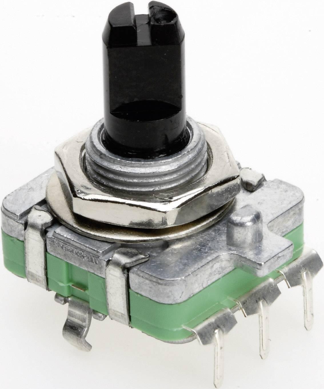 Enkodér do DPS TT El. AB 9302540010, 360 °, 9,5 mm, 5 V/DC, 0,005 A, do DPS