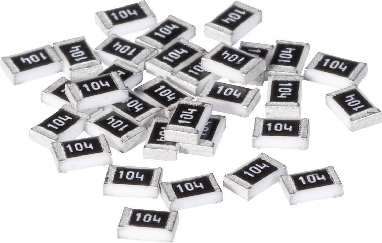 SMD rezistor Royalohm 0402WGF1000TCE, 100 Ω, 0402, 0,063 W, 1 %, 10000 ks