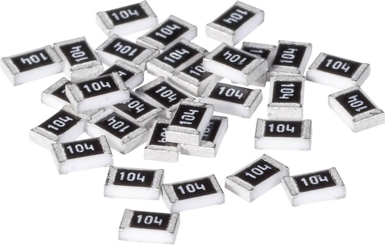 SMD rezistor Royalohm 0402WGF100JTCE, 10 Ω, 0402, 0,063 W, 1 %, 10000 ks