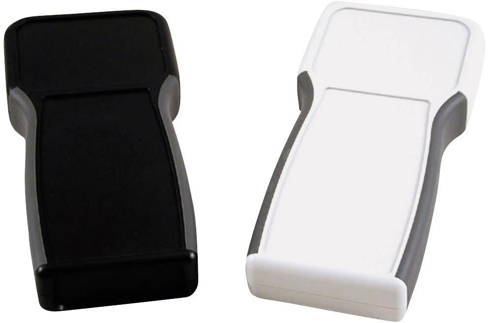 Univerzální pouzdro ABS Hammond Electronics 1553TBK, 210 x 100 x 32 mm, černá
