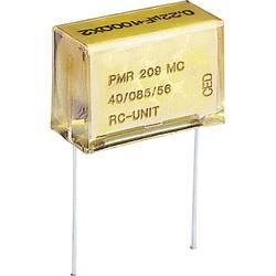 Odrušovací kondenzátor Kemet PMR209MC6220M100R30, 0,22 µF, 250 V/AC;630 V, 20 %, 24 x 11,3 x 16,5 mm