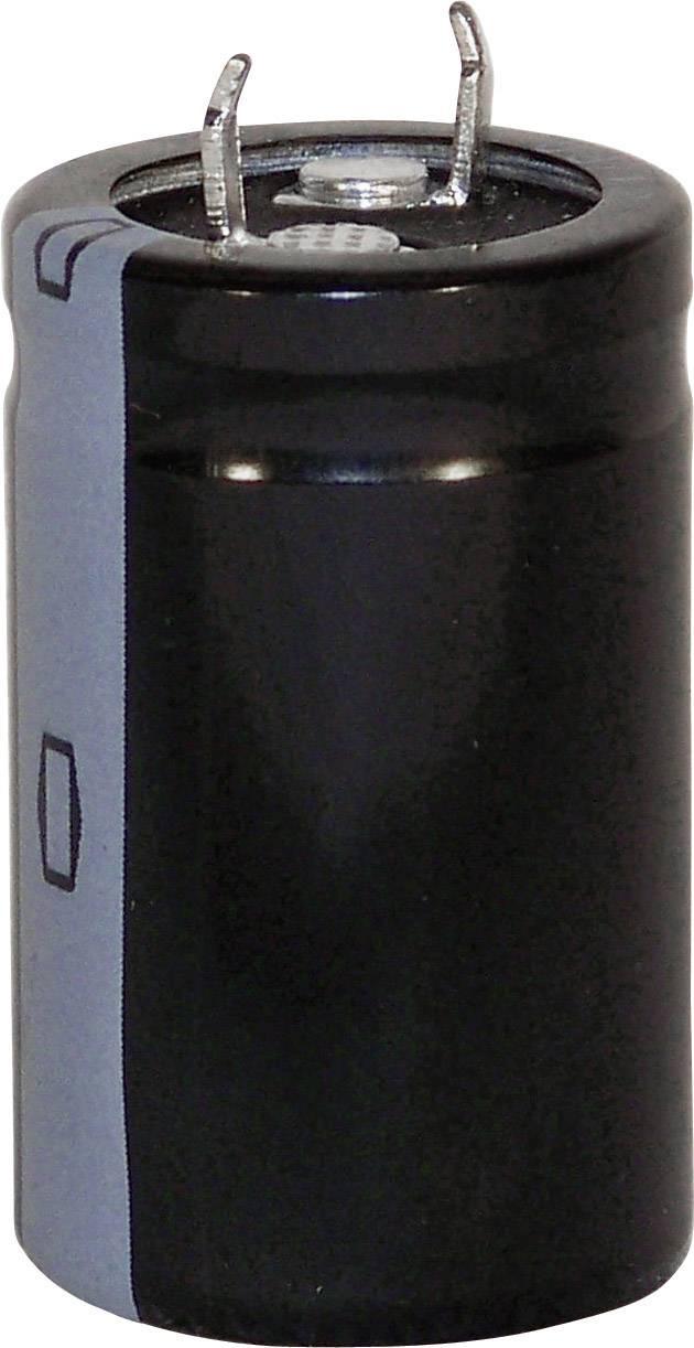 Snap In kondenzátor elektrolytický SLQ127M400S1A5R30K, 120 µF, 400 V, 20 %, 30 x 25 mm