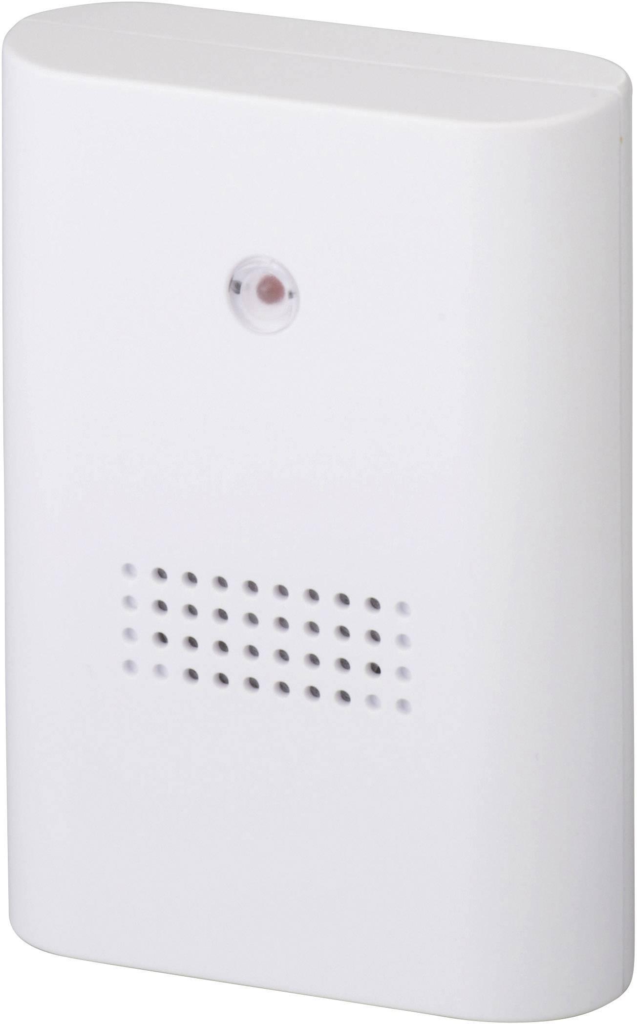 Bezdrôtový zvonček Heidemann HX One 70860, prijímač, biela