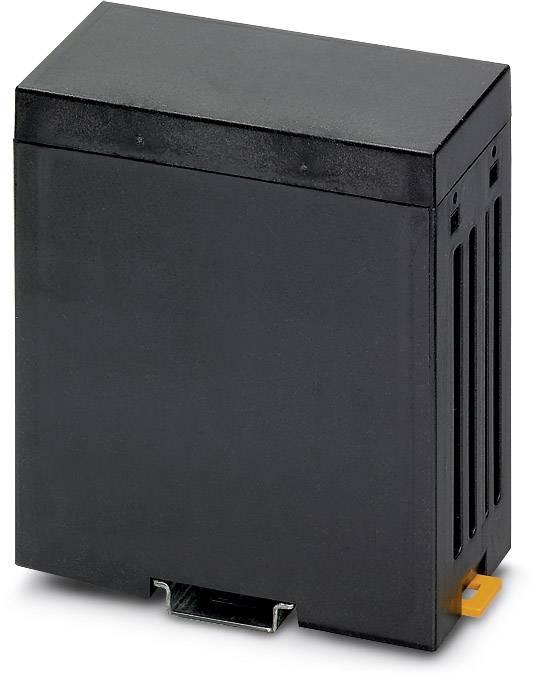Pouzdro do lišty Phoenix Contact CM 50-LG/H 12,5/BO BK (2943592), 5 ks