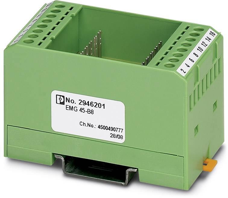 Kryt modulu do lišty Phoenix Contact EMG 45-B8 (2946201), 5 ks