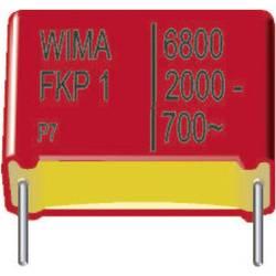 Fóliový kondenzátor FKP Wima, 37,5 mm, 0,068 µF, 2000 V, 10 %, 41,5 x 19 x 32 mm