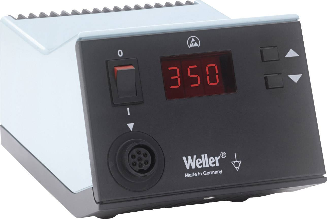 Spájkovacia stanica digitálna Weller PUD 81i 95 W +50 do +450 °C