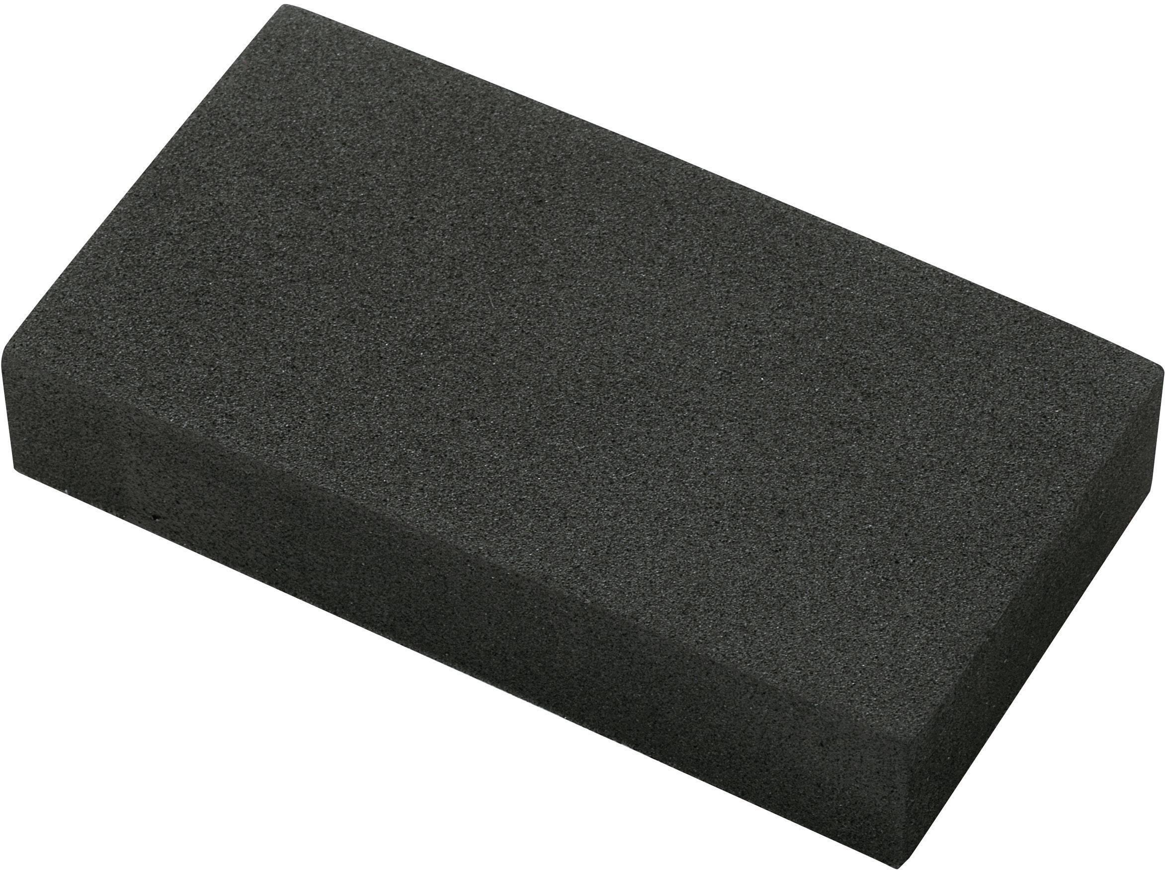 Basetech EVA9550H20, čierna, 95 mm, 1 ks
