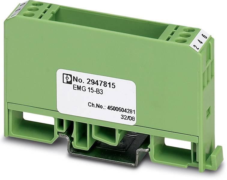 Kryt modulu do lišty Phoenix Contact EMG 15-B3 (2947815), 10 ks