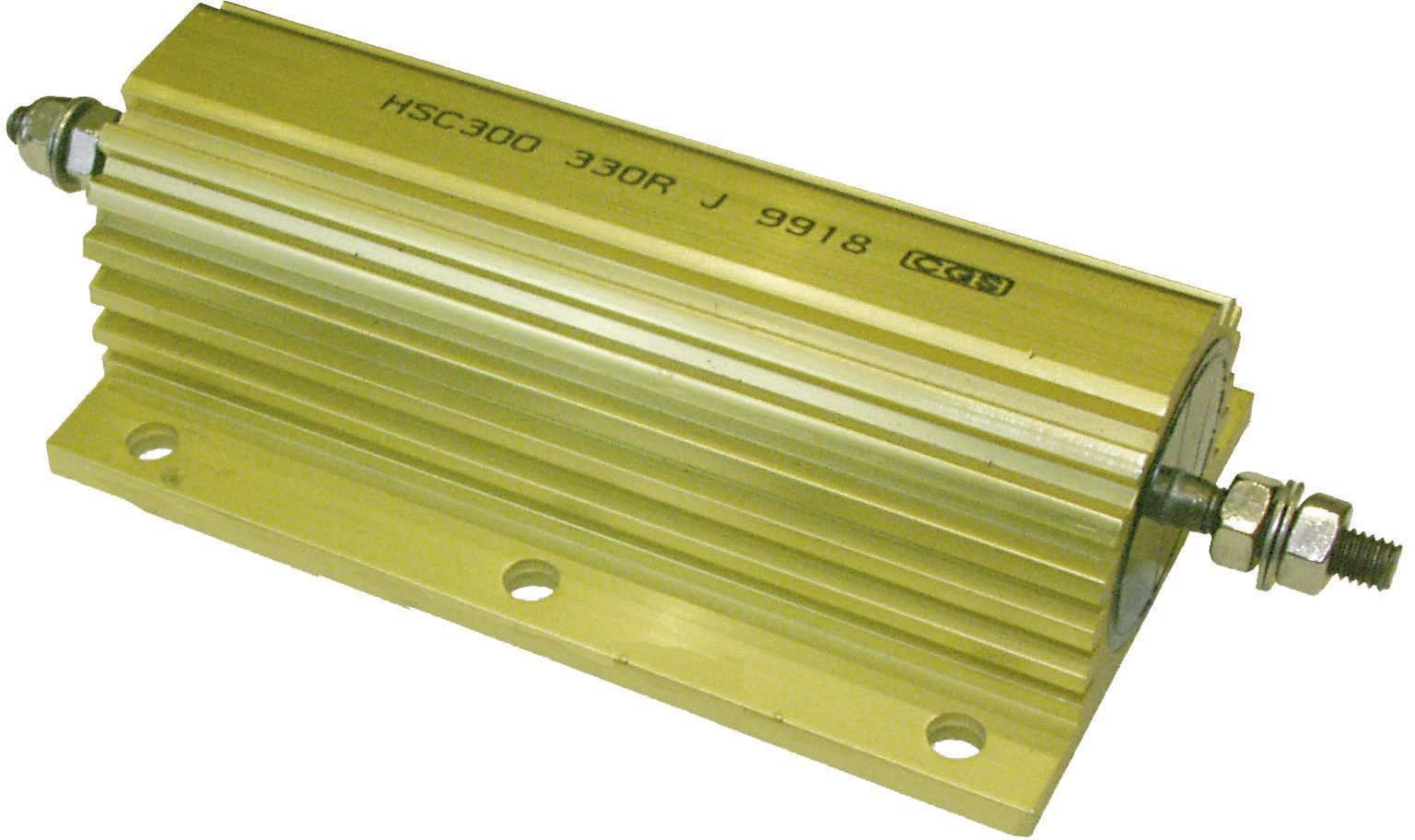 Rezistor TE Connectivity 1630027-5, 1 kΩ, axiální vývody, 300 W, 5 %
