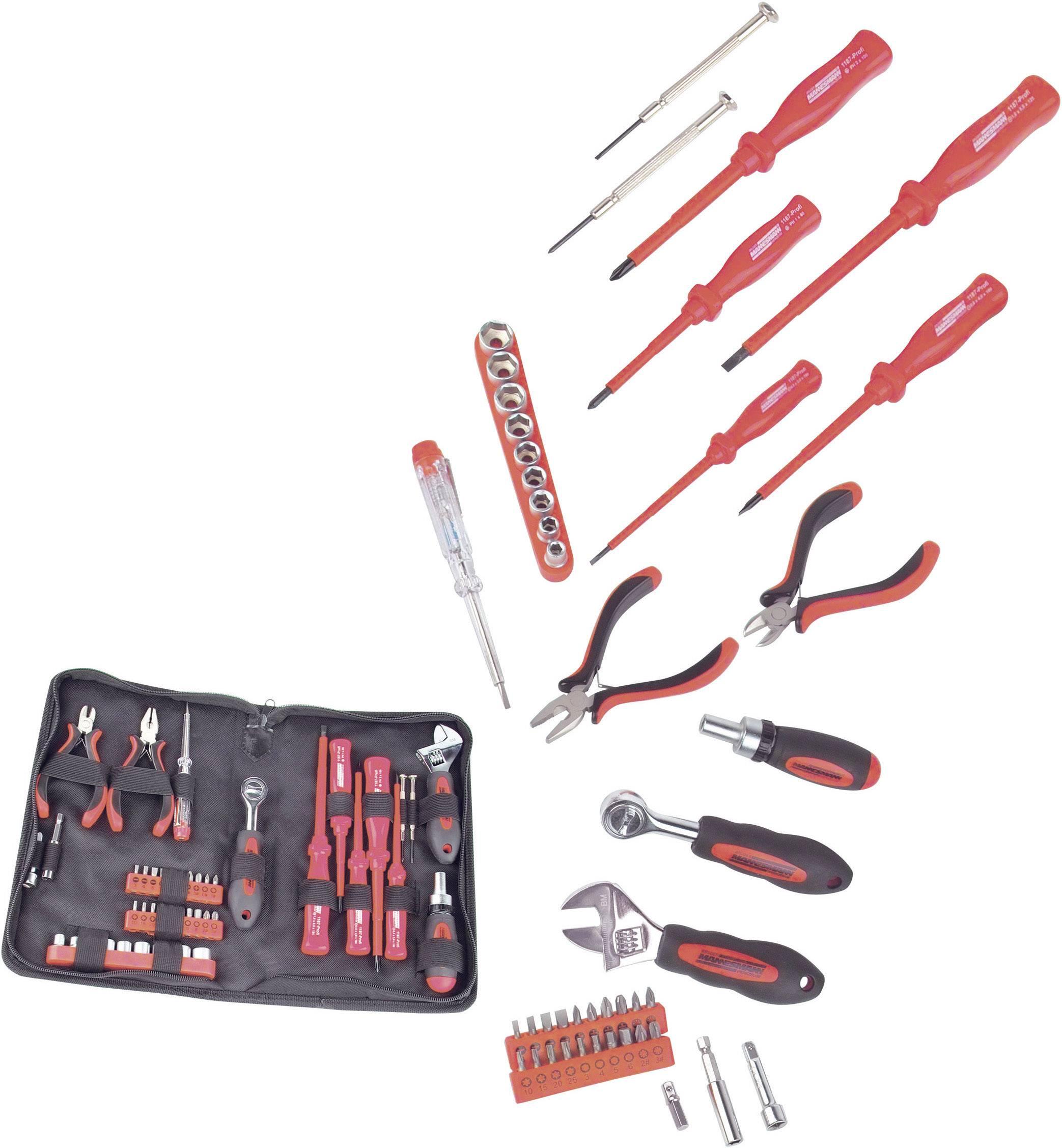 45-dielna sada nástrojov pre elektroniku