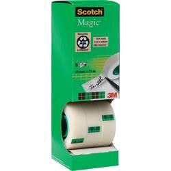 Lepicí páska Scotch 7100026960, (d x š) 33 m x 19 mm, matná, 8 role