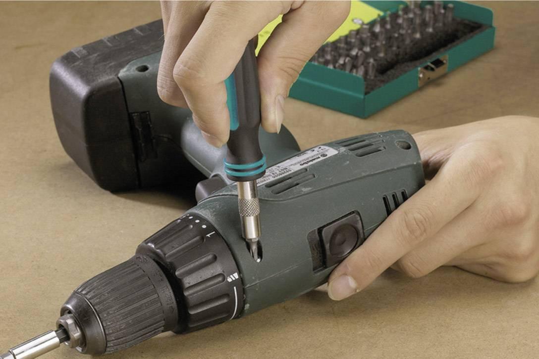 Sada bitov Wolfcraft 1386000, 25 mm, 50 mm, 31-dielna