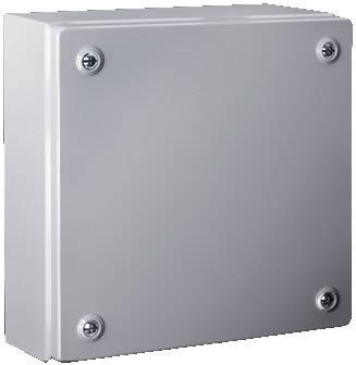 Instalační krabička Rittal KL 1517.510, 300 x 200 x 80 mm, ocelový plech světle šedá, 1 ks