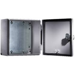 Instalační krabička Rittal E-Box 1550.500, 200 x 400 x 120 mm, ocelový plech, světle šedá , 1 ks