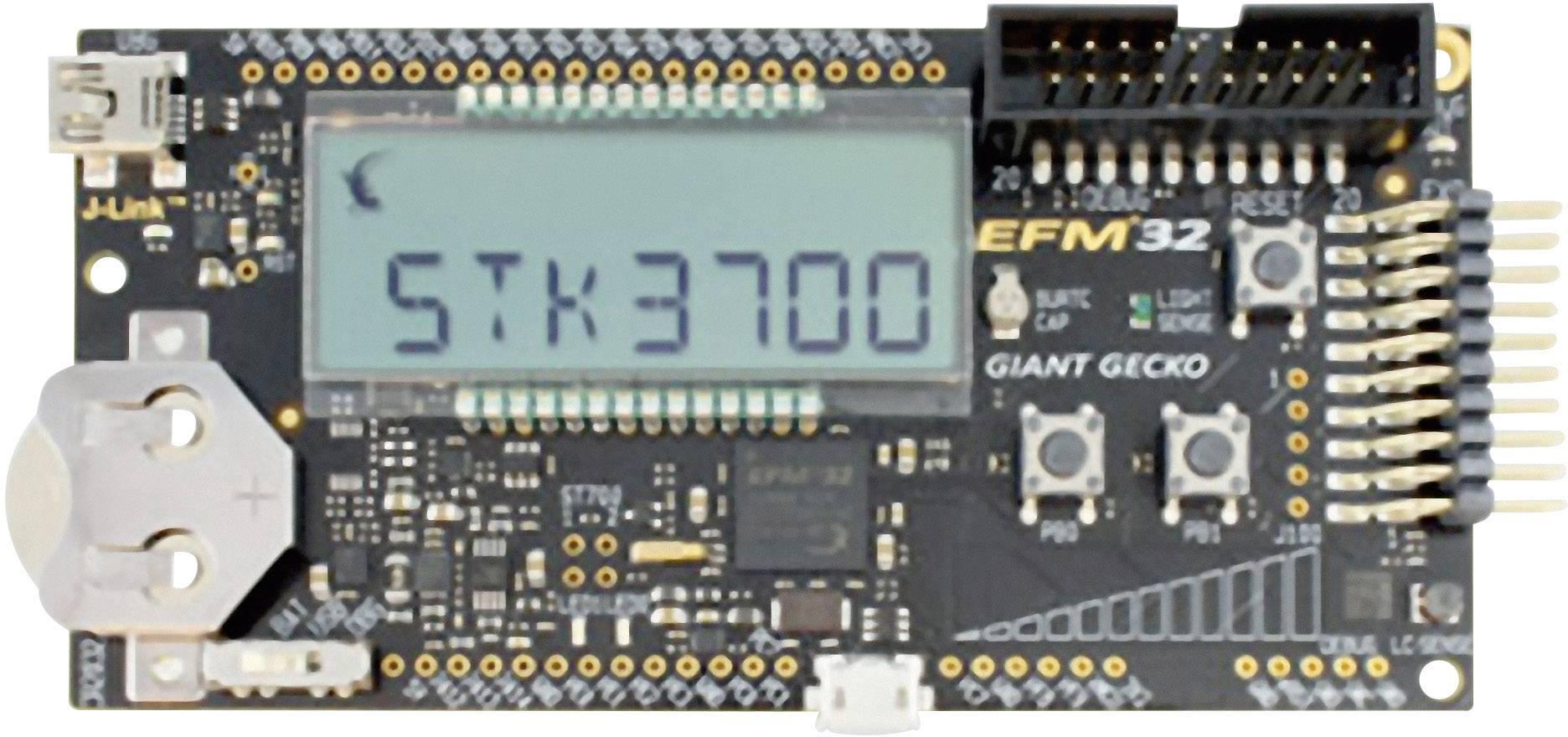 Vývojová doska Silicon Labs EFM32GG-STK3700