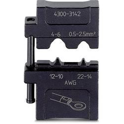 Upínací lis Phoenix Contact CRIMPFOX-M RC 6/DIE, neizolované kabelové koncovky , 0.5 do 6 mm², Vhodné pro značku Phoenix Contact, 469547 1212079