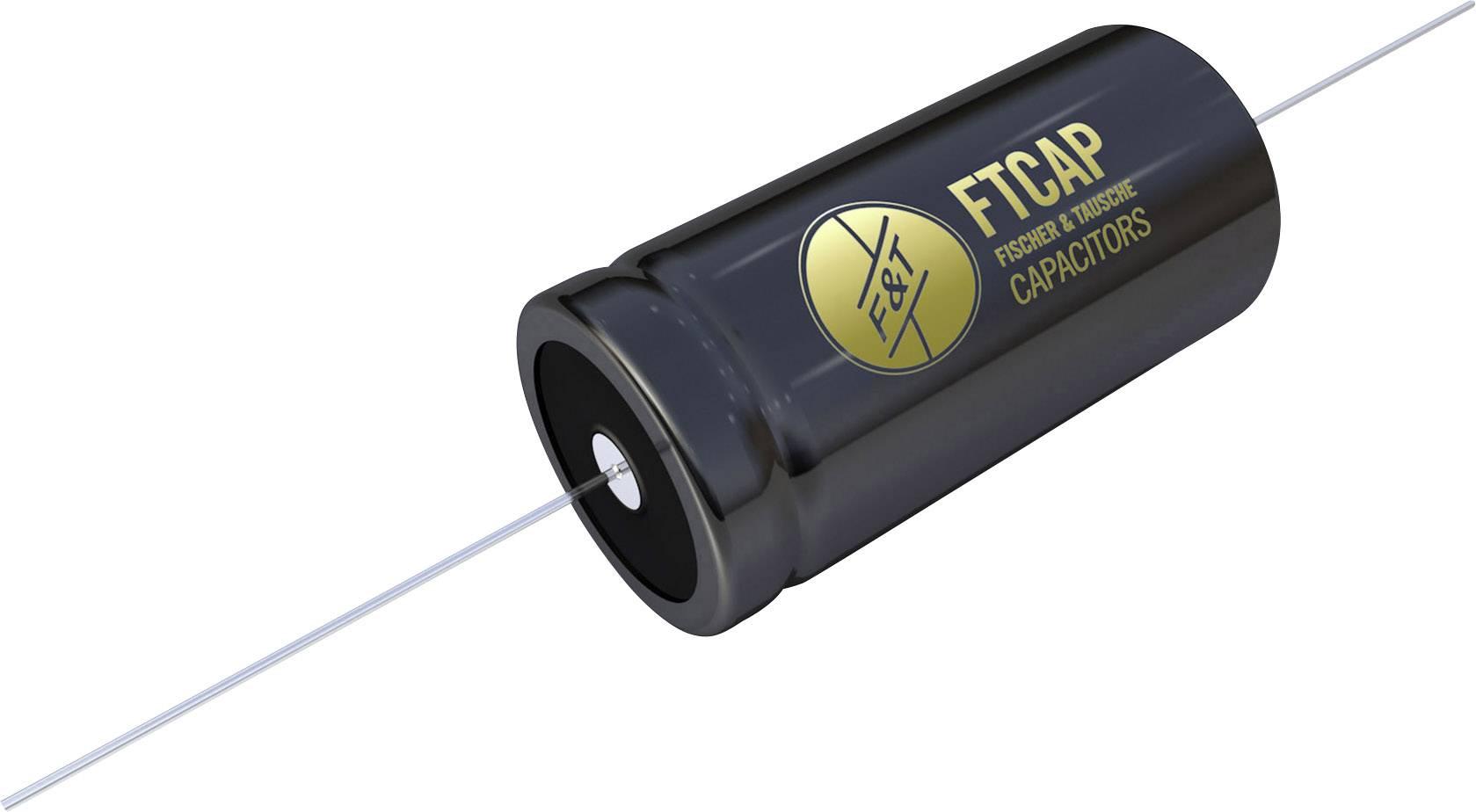 Bipolárny kondenzátor FTCAP ATBI2,510010030, 1 ks