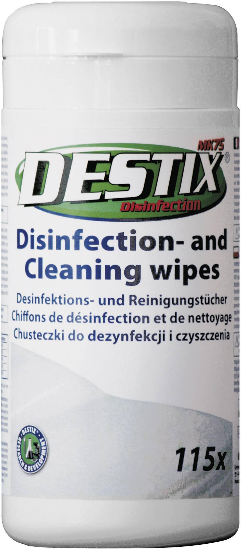Dezinfekční čisticí ubrousky Destix DX1012