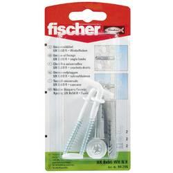 Univerzální hmoždinka Fischer UX 8 x 50 WH N K 94296, Vnější délka 50 mm, Vnější Ø 8 mm, 2 ks
