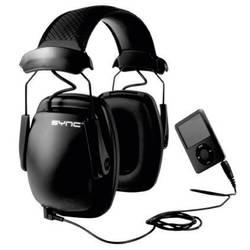Mušlový chránič sluchu Howard Leight Sync Stereo 1030111, 31 dB, 1 ks