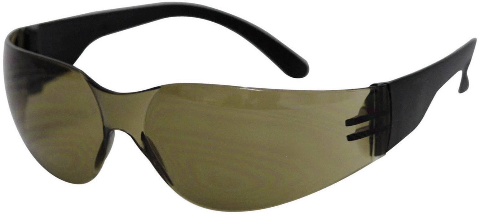 Ochranné okuliare B-Safety ClassicLine Sport, bronz