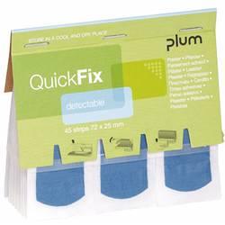 PLUM BR354045 Detekovatelných náplastí QuickFix náplň