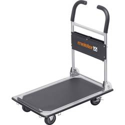 Plošinový vozík Meister Werkzeuge 8985620, max.nosnosť: 150 kg, oceľ