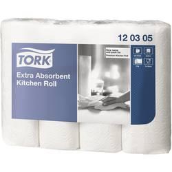 Papírové kuchyňské utěrky, role TORK 120305, Karton
