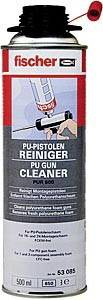 PU a pistole čistič PUR 500 Fischer 53085 500 ml
