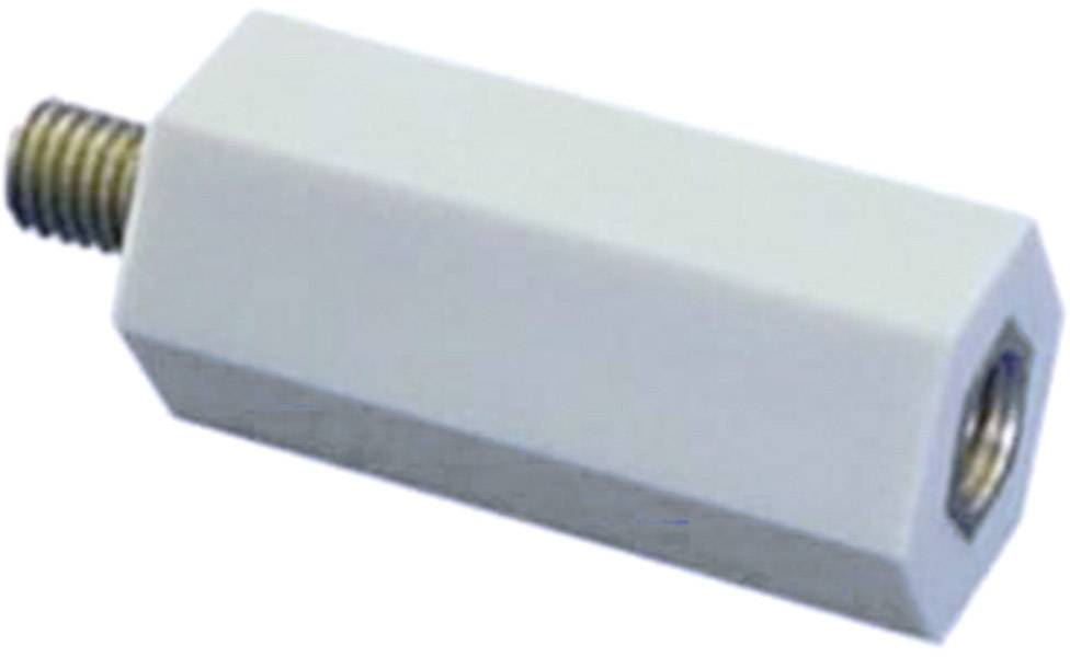 Distanční čepy M6 (6S15), 15 mm