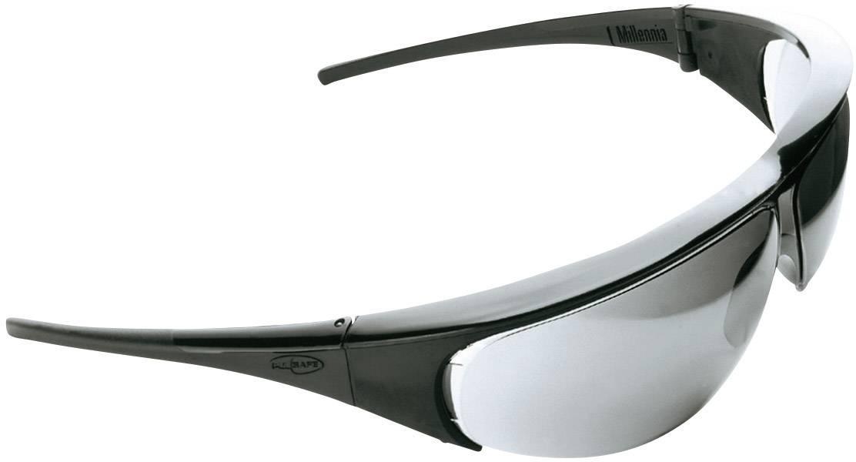 Ochranné okuliare Honeywell Millennia, čierne