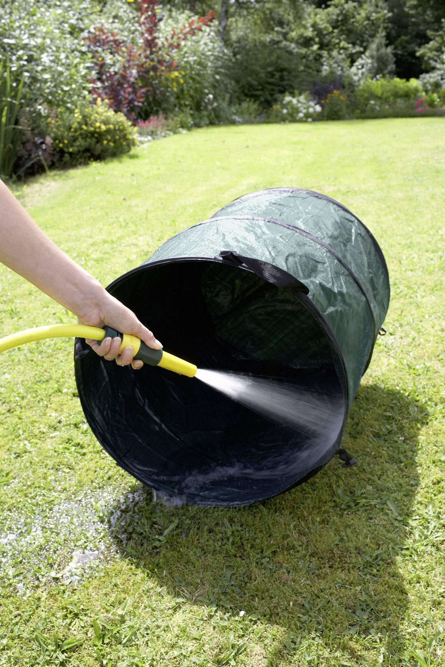 Záhradné vrece na odpad Meister Werkzeuge 9960970, 160 l, tmavozelená