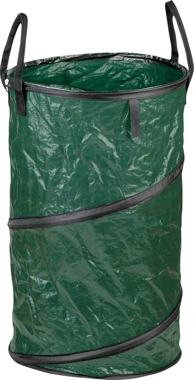 Zahradní pytel na odpad Meister Werkzeuge 9960970, 160 l, tmavě zelená
