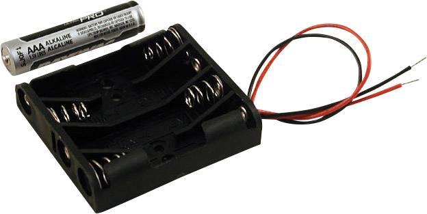 Držák baterie Hammond Electronics BH4AAAW