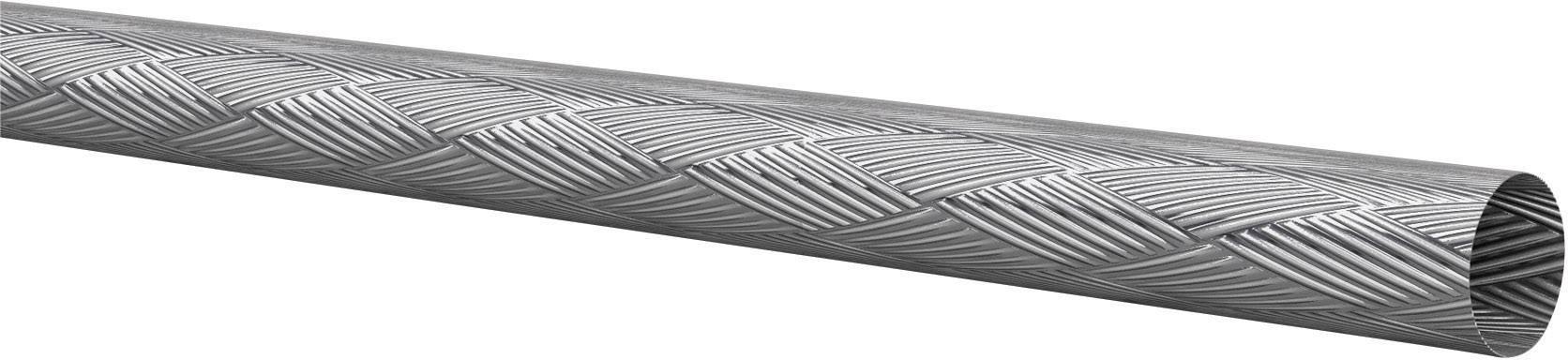 Copper braid, tinned 203670100 Kabeltronik Množství: metrové zboží