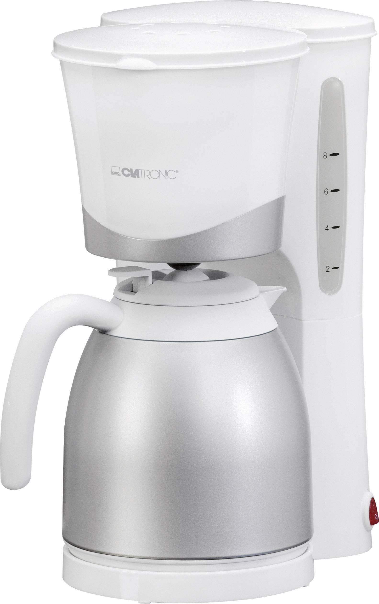 Kávovar Clatronic KA 3327, biela
