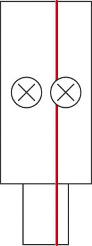 Napájací zdroj pre 1-fázový HV koľajnicový systém 143031, biely