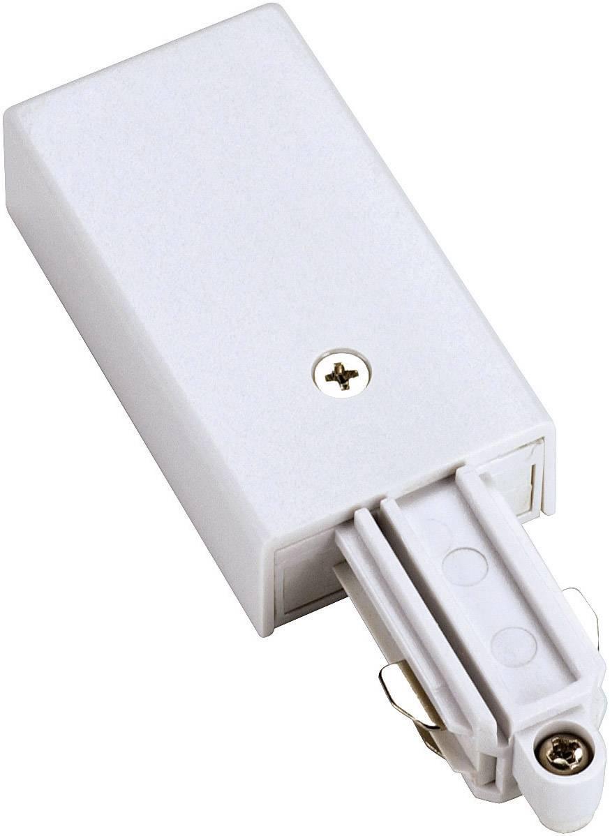 Napájecí zdroj SLV pro 1fázový HV kolejnicový systém 143041, 230 V/50 Hz, bílá