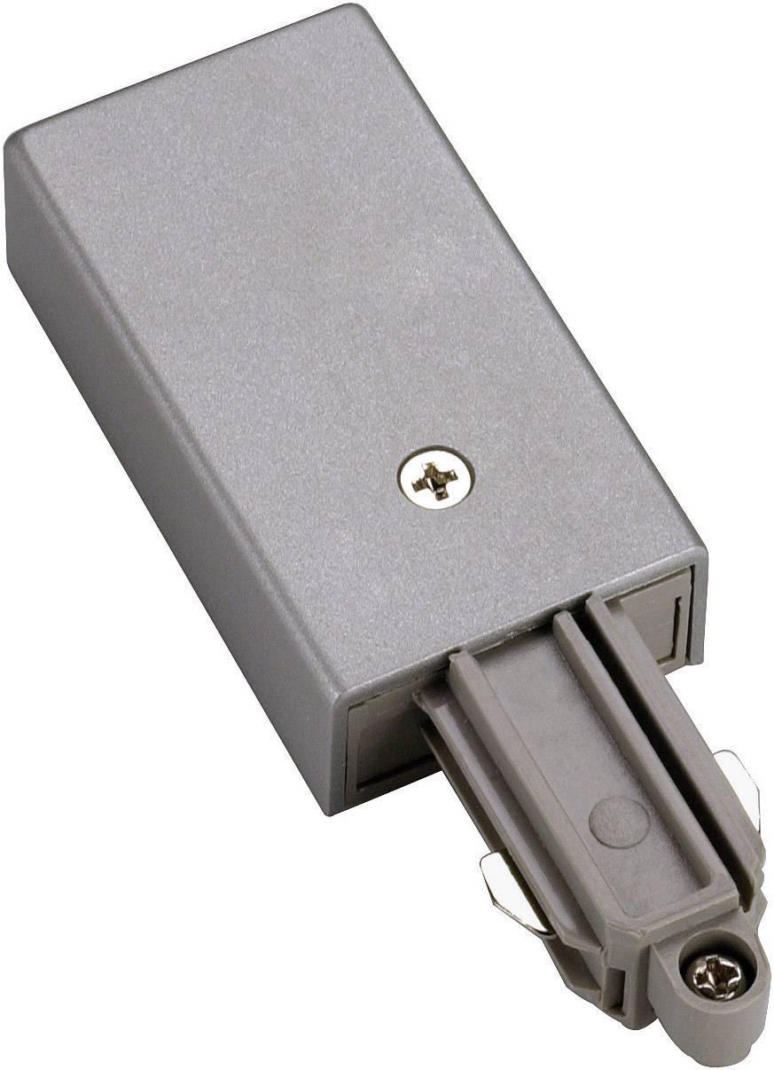 Napájací zdroj pre 1-fázový HV koľajnicový systém 143042, strieborný