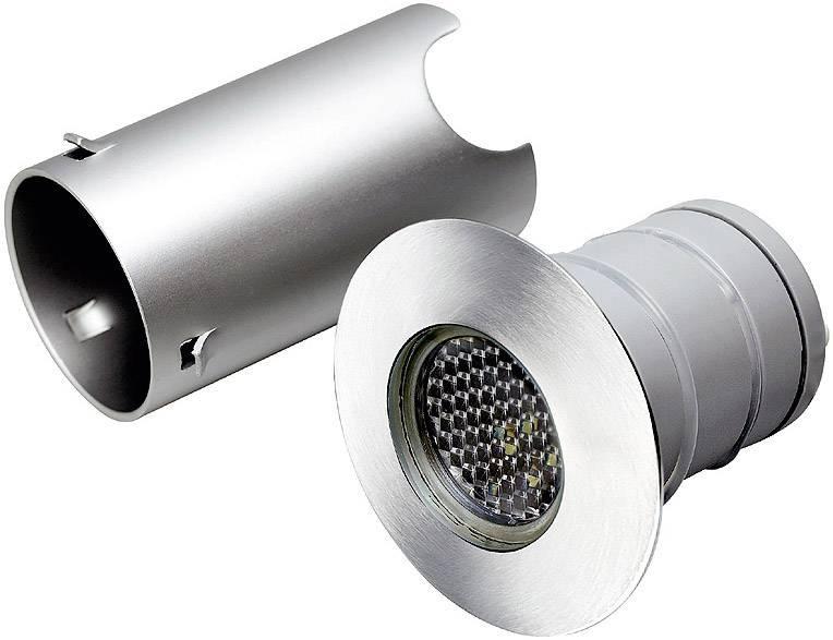Vonkajšie vstavané LED osvetlenie SLV Trail Lite 227461, 0.3 W, nerezová oceľ