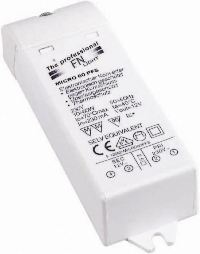 Transformátor pro halogenové osvětlení SLV 461060, 60 W, 12 V