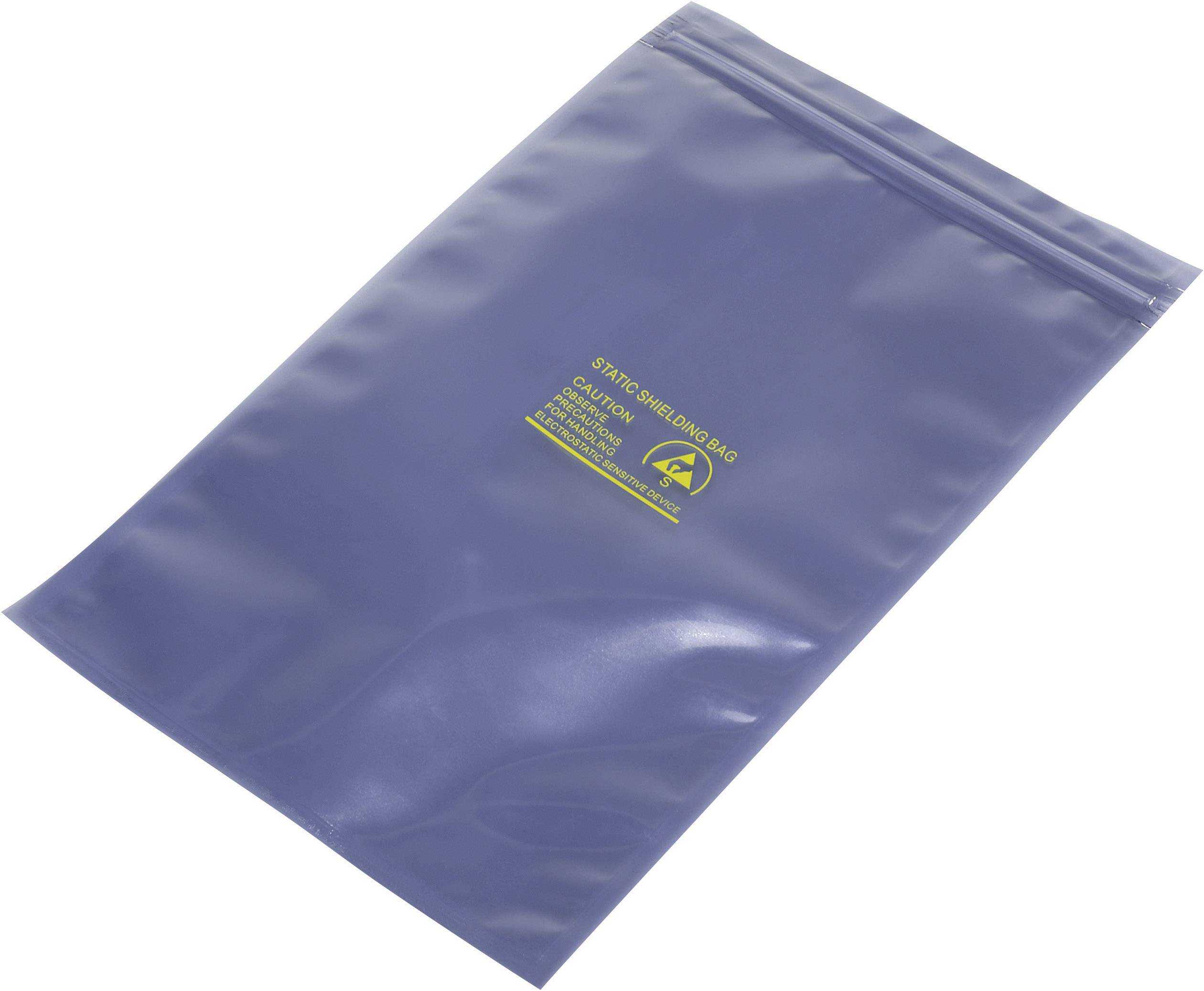 ESD sáček TRU COMPONENTS 490152, (d x š) 250 mm x 150 mm, odstíněný