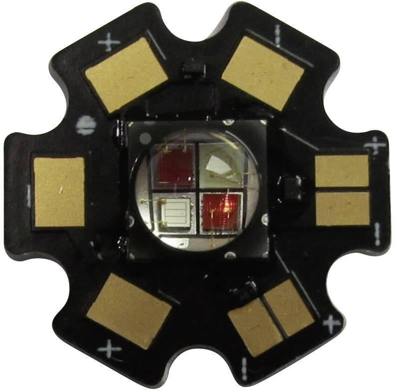HighPower LED Roschwege 10 W, 9.6 V, 1000 mA, čerešňovo červená
