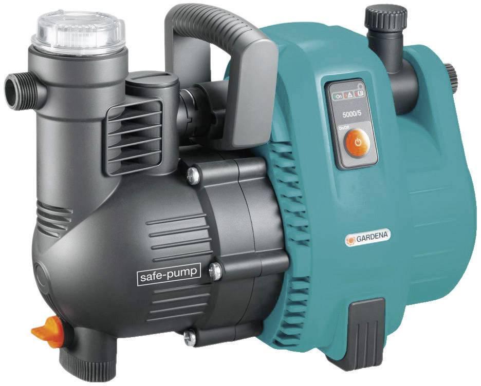 Zahradní čerpadlo GARDENA 5000/5 Comfort, 5000 l/h, 50 m, 1300 W