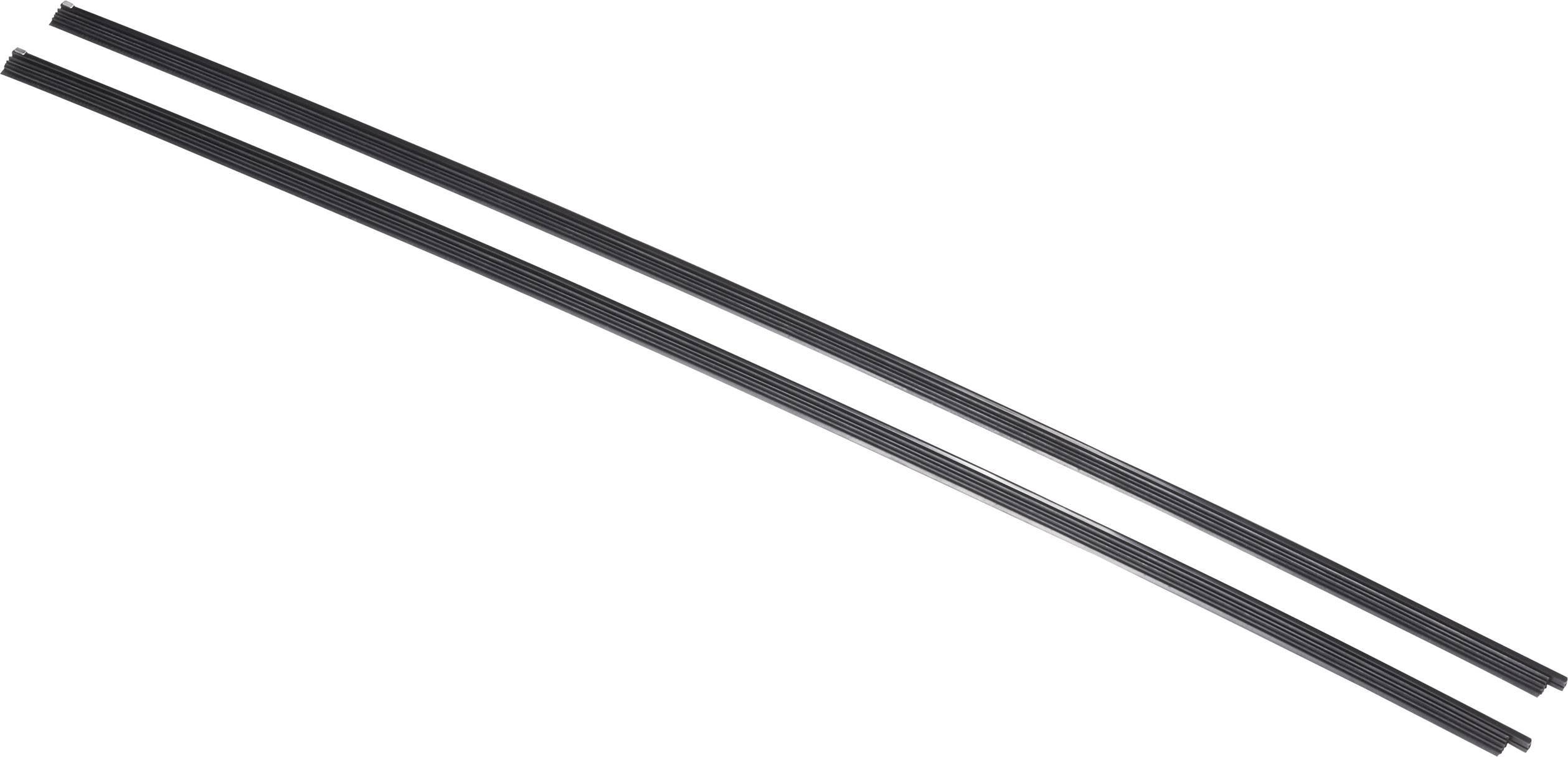 Náhradné gumičky do stieračov HP Autozubehör Einlippen 610, 610 mm, 610 mm, 2 ks